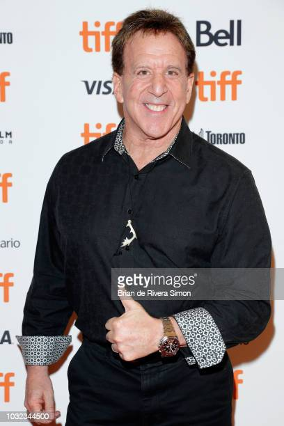 Jake Steinfeld attends the The Grizzlies premiere during 2018 Toronto International Film Festival at Winter Garden Theatre on September 12 2018 in...