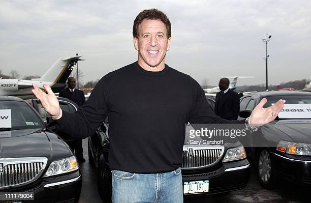 Jake Steinfeld during Jake Steinfeld's Live Your Dream Contest Finale February 17 2006 at The Westchester County Airport in New York