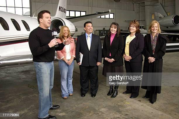 Jake Steinfeld Michelle Lubow Hugo Bernal Jennifer Tuttle Sheila Brown and Kimberly Dick