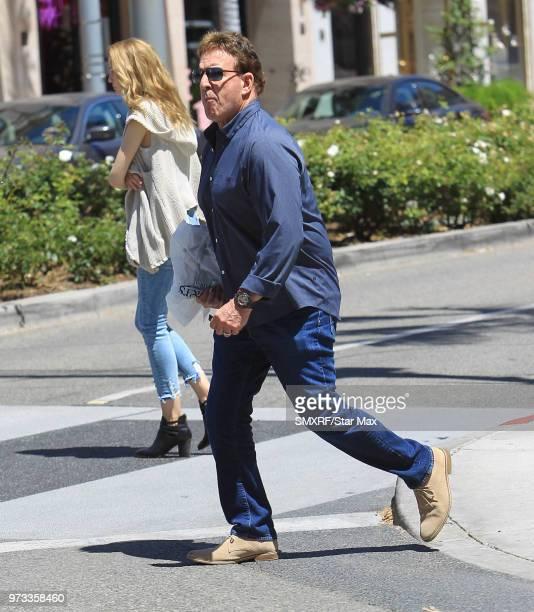 Jake Steinfeld s seen on June 12, 2018 in Los Angeles, CA.