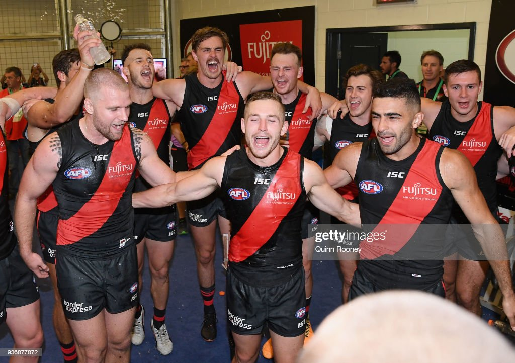AFL Rd 1 - Essendon v Adelaide
