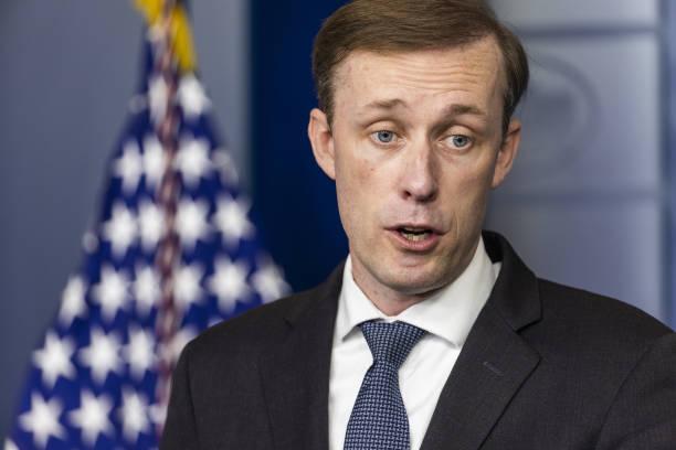 DC: National Security Advisor Jake Sullivan Hold Press Briefing