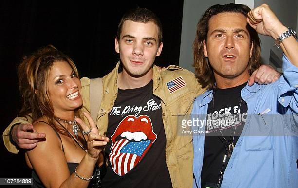 Jake Sumner and Andrea Bernholz codesigner of Rock Republic