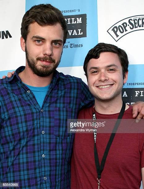 Jake Sumner and Dan Samiljan *EXCLUSIVE*