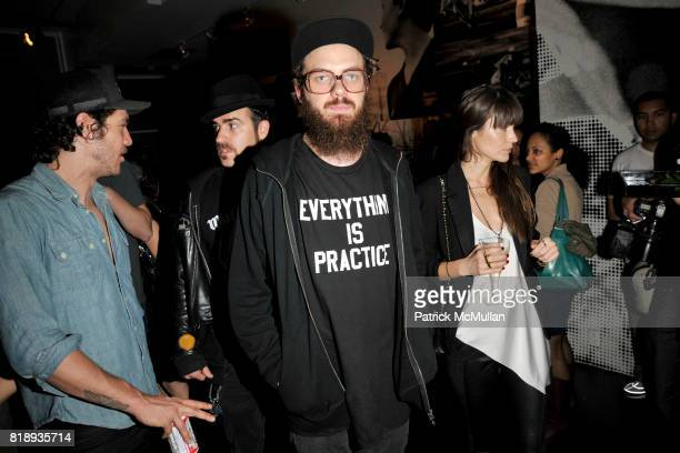 Jake Sumner attends NIKE STADIUM NYC Opening at 276 Bowery on May 14 2010 in New York City