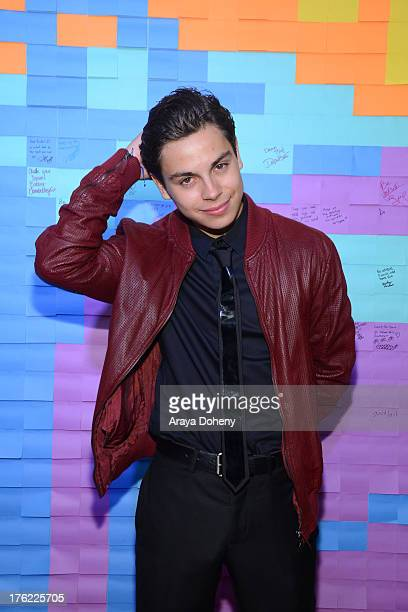 Jake T Austin attends Teen Choice Awards After 'Party' For A Cause Hosted by Boys Girls Clubs of America and Staples at Saddle Ranch on August 11...