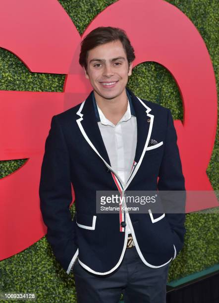 Jake T Austin attends the 2018 GQ Men of the Year Party at a private residence on December 6 2018 in Beverly Hills California