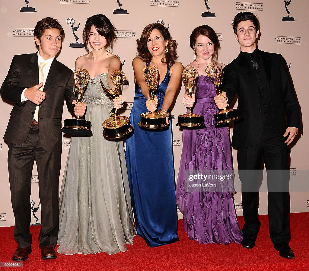 2009 Creative Arts Emmy Awards - Press Room