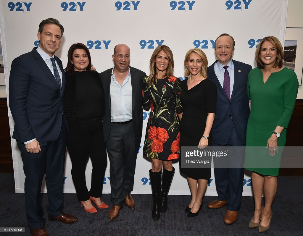 A Conversation With CNN's Jake Tapper, Dana Bash, Gloria Borger, Paul Begala And Ana Navarro