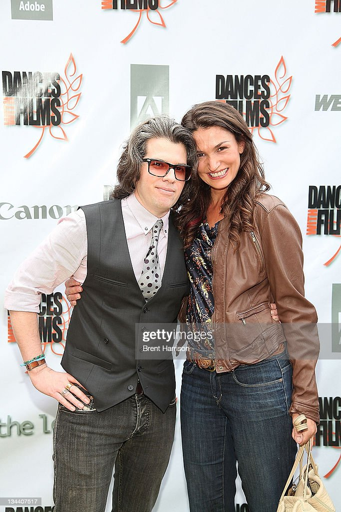 Jake Torem and Amanda Zarr at the 2011 Los Angeles Dances With Films