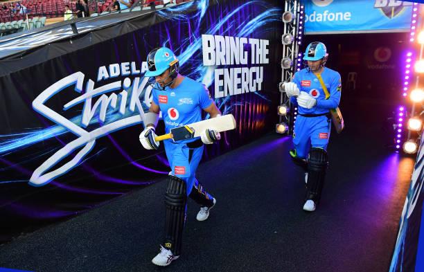 AUS: BBL - Strikers v Heat