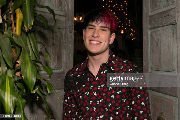 Jake Weber attends the MetaLife Launch Influencer Dinner at Bacari W 3rd on November 17 2019 in Los Angeles California