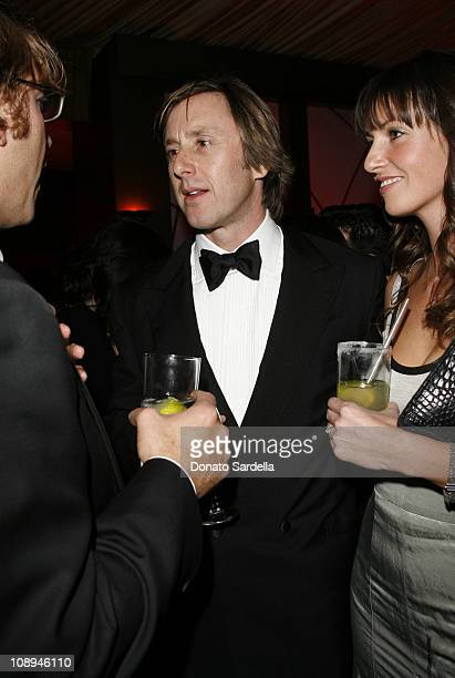 Jake Weber during In Style and Warner Bros 2007 Golden Globe After Party Inside at Beverly Hilton Hotel in Beverly Hills California United States