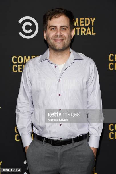 Jake Weisman attends Comedy Central's Emmys Party at The Highlight Room at the Dream Hotel on September 16 2018 in Hollywood California