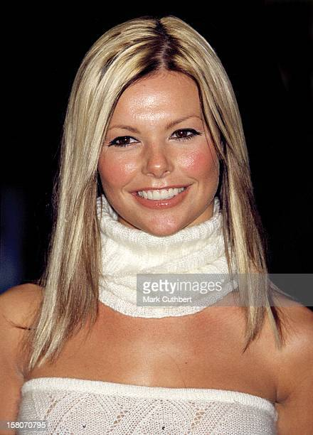 Jakki Degg Attends The 'Harry Potter And The Philosopher'S Stone' World Film Premiere In London