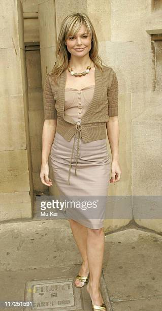 Jakki Degg during Animal Defenders International London Photocall April 19 2006 at Terrace Pavillion House of Lords in London Great Britain