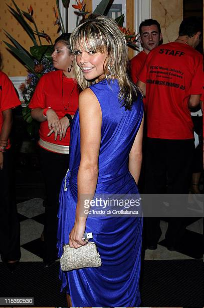 Jakki Degg during Urban Music Awards 2005 at New Connaught Rooms in London Great Britain