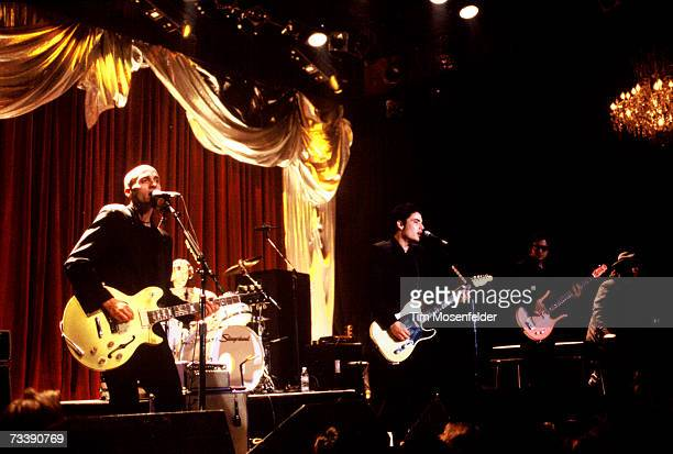 Jakob Dylan and The Wallflowers perform at The Fillmore on March 29th 1997 in San Francisco California