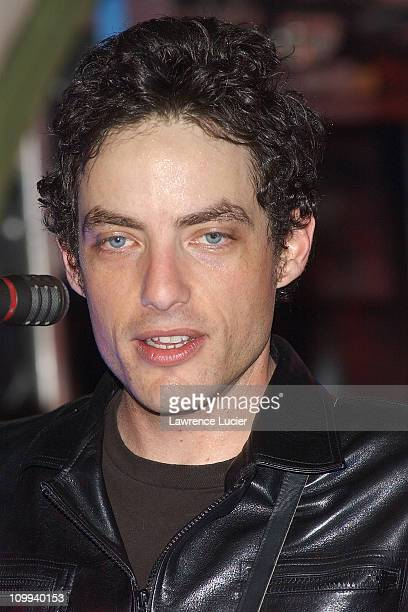 Jakob Dylan during Volvo for Life Awards Honored outstanding contributions by individuals to their communities who are nominated from across the...
