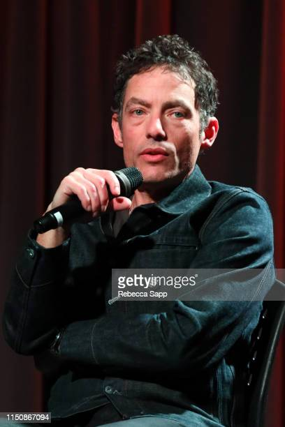Jakob Dylan speaks onstage at Reel To Reel Echo In The Canyon at The GRAMMY Museum on May 21 2019 in Los Angeles California