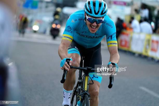 Jakob Fuglsang of Denmark and Astana Pro Team / during the 7th Tour de France Saitama Criterium 2019 / @LeTour / on October 27, 2019 in Saitama,...