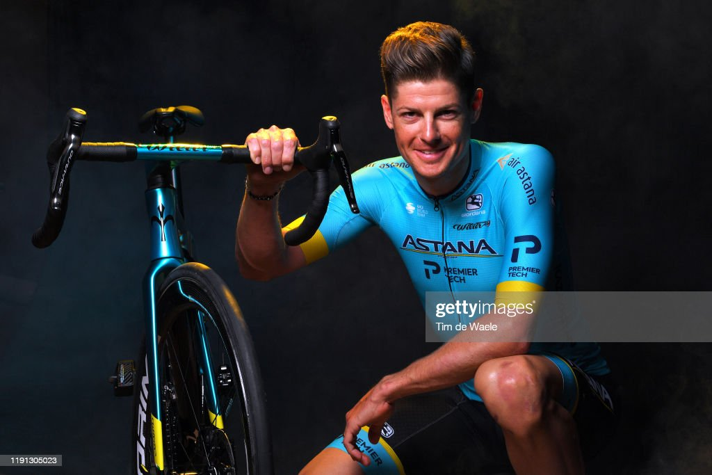 Astana Pro Team 2020 - Photo Session : ニュース写真