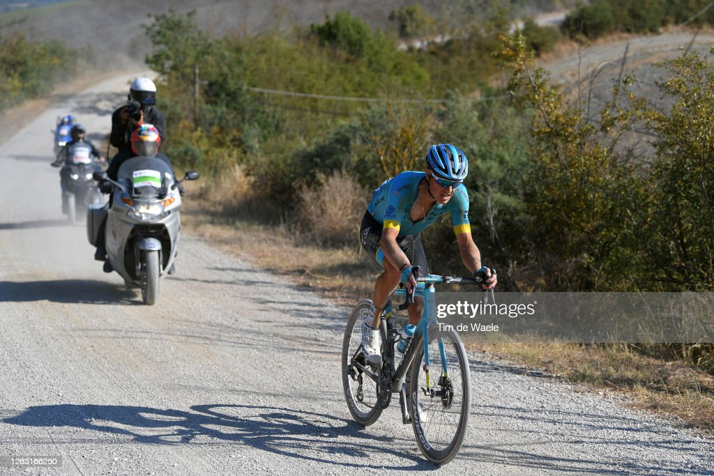 Eroica - 14th Strade Bianche 2020 - Men : ニュース写真