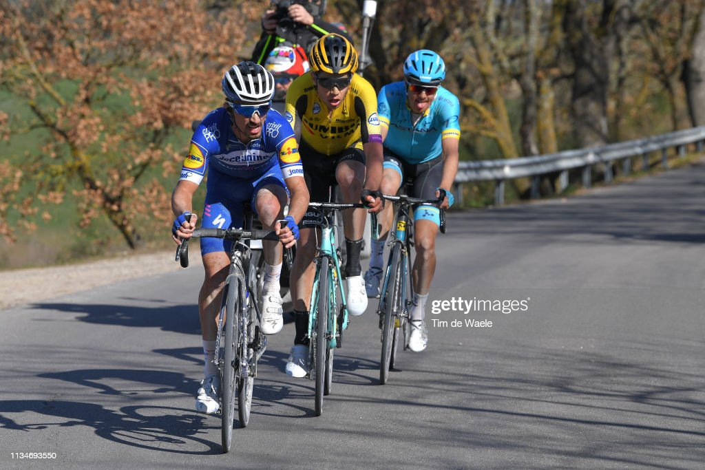 Eroica - 13th Strade Bianche 2019 : News Photo