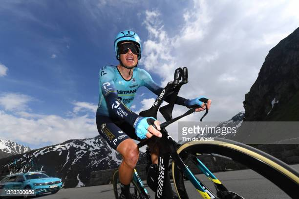 Jakob Fuglsang of Denmark and Team Astana – Premier Tech during the 84th Tour de Suisse 2021, Stage 7 a 23,2km Individual Time Trial stage from...