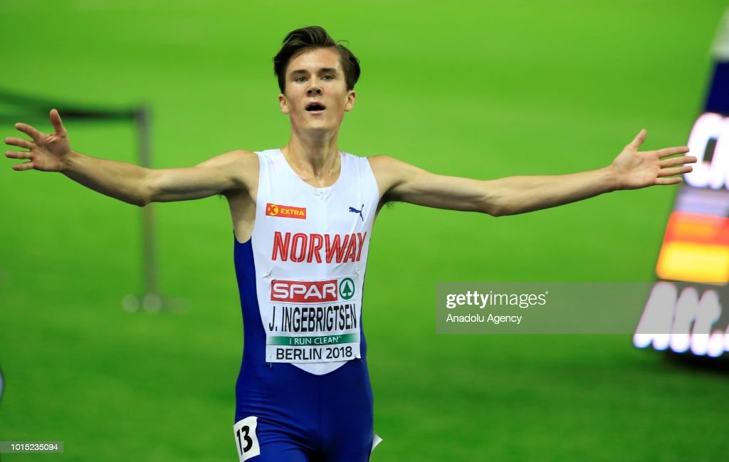 2018 European Athletics Championships : News Photo