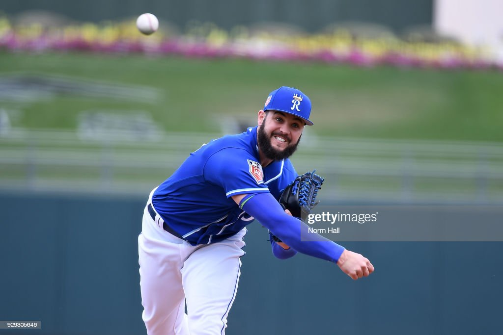 Milwaukee Brewers v Kansas City Royals : News Photo