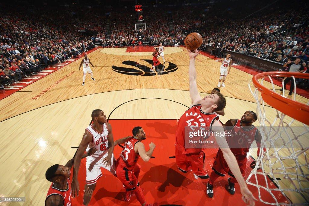 Chicago Bulls v Toronto Raptors : News Photo