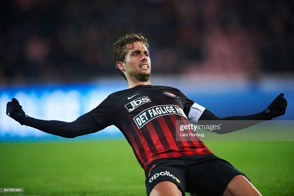 FC Midtjylland vs Lyngby BK - Danish Alka Superliga