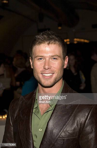 Jakob Young of 'All My Children' during The 11th Annual Daytime Television Salutes St Jude Children's Research Hospital at Marriott Marquis in New...