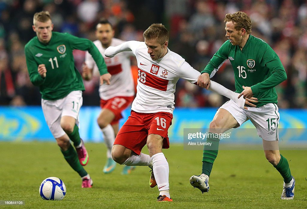 Republic of Ireland v Poland - International Friendly : News Photo