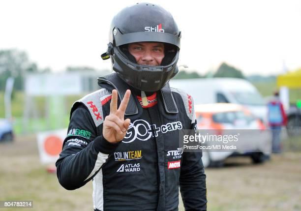 Jakub Brzezinski POL GO CARS ATLAS WARD during the WRC Orlen 74 Rally Poland on June 29 2017 in Mikolajki Poland