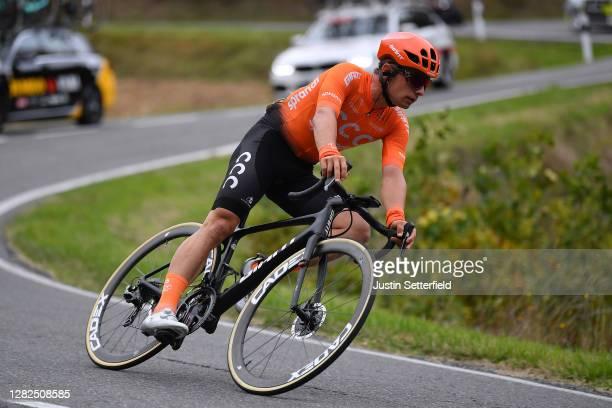 Jakub Mareczko of Italy and CCC Team / during the 75th Tour of Spain 2020, Stage 7 a 159,7km from Vitoria-Gasteiz to Villanueva de Valdegovia /...