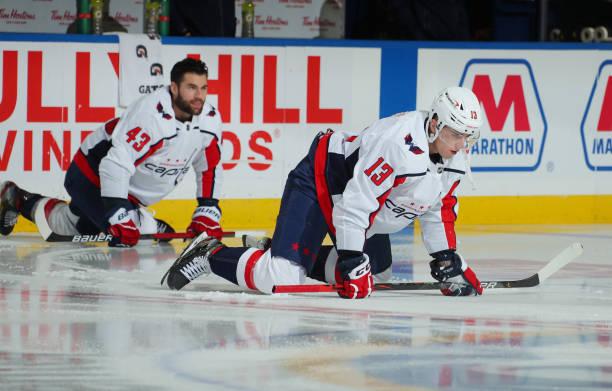 NY: Washington Capitals v Buffalo Sabres