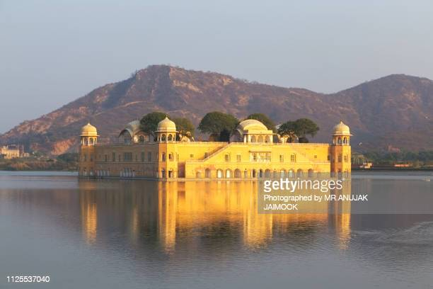 Jal Mahal in Rajasthan state of India