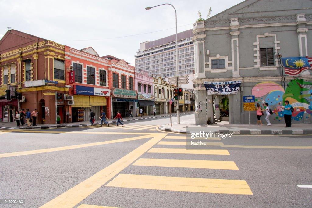 Jalan Tun Tan Cheng Lock High Res Stock Photo Getty Images