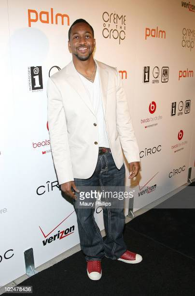 Jaleel White arrives at The 4th Annual Creme Of The Crop Post BET Awards Dinner Celebration at Mr Chow on June 27 2010 in Beverly Hills California