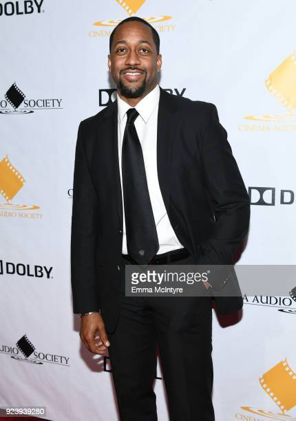 Jaleel White attends the 54th annual Cinema Audio Society Awards at Omni Los Angeles Hotel on February 24 2018 in Los Angeles California