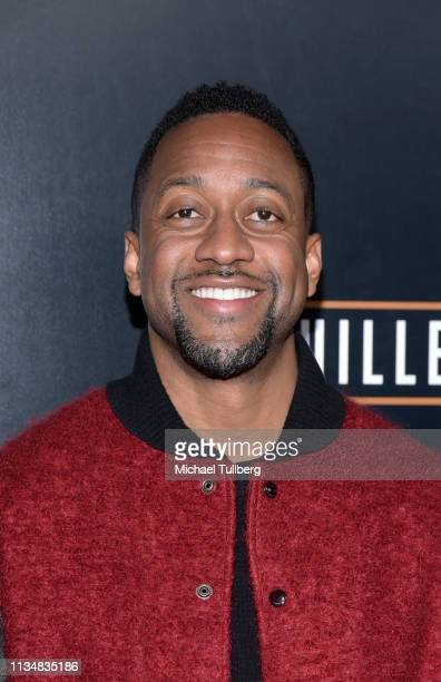 Jaleel White attends the grand opening of Shaquille's At LA Live at LA Live on March 09 2019 in Los Angeles California