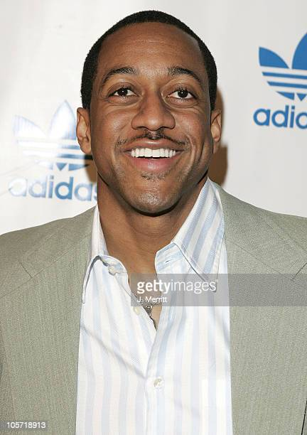 Jaleel White during Adidas Originals Melrose Store Grand Opening at Adidas Store in West Hollywood California United States