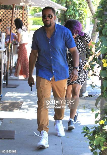 Jaleel White is seen on June 26 2017 in Los Angeles California