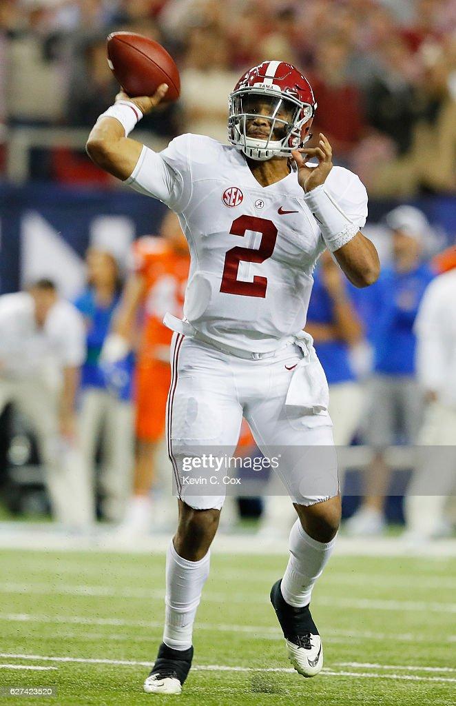 SEC Championship - Alabama v Florida : News Photo