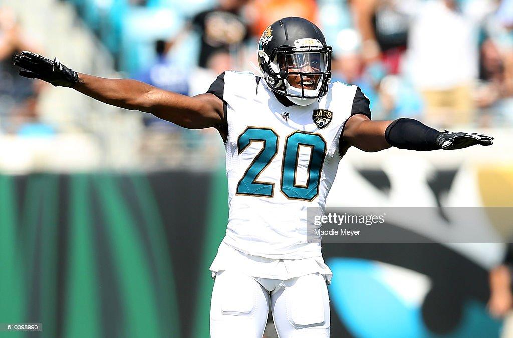 Baltimore Ravens v Jacksonville Jaguars : News Photo