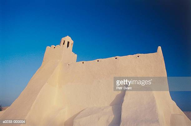 jama fadloud mosque - djerba stock pictures, royalty-free photos & images