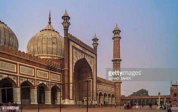 jama masjid delhi | india - jama masjid delhi stock pictures, royalty-free photos & images