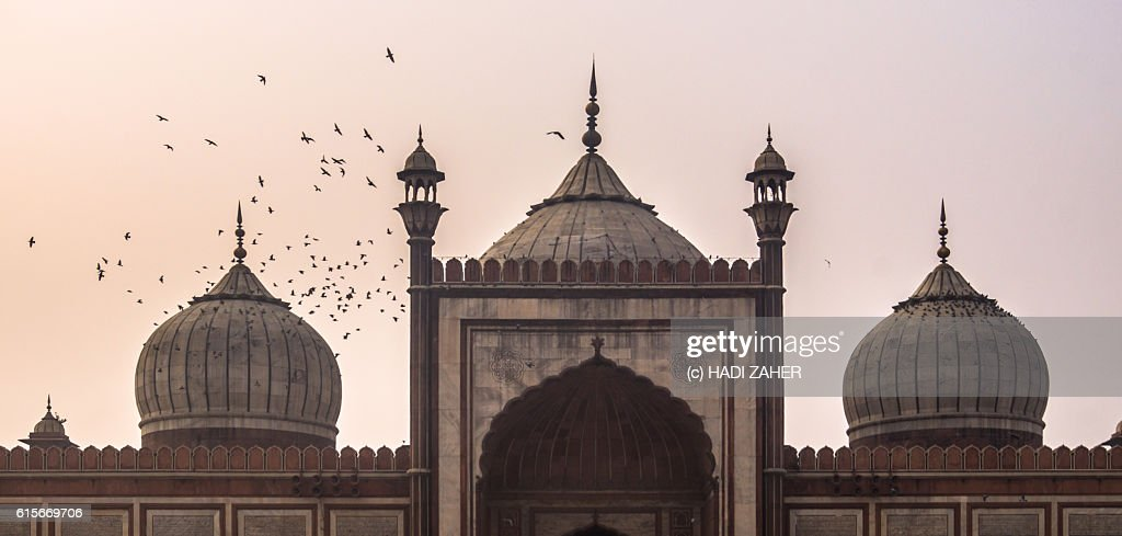 Jama Masjid | Delhi | India : Stock Photo